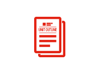 icon representing Unit Outline document