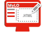 MyLO HTML page icon
