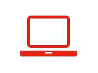 icon depicting a laptop